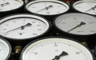 Утверждение порядка проведения поверки средств измерений