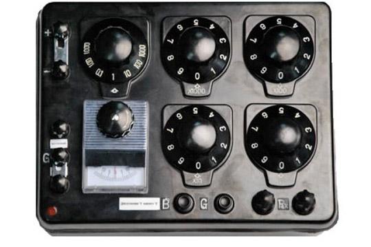 Р353 мост постоянного тока - потенциометр электроизмерительный